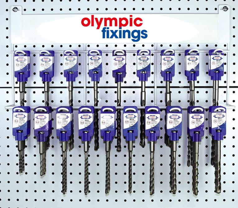 Masonry Drill Bit 5.5 X 150mm Olympic Fixings