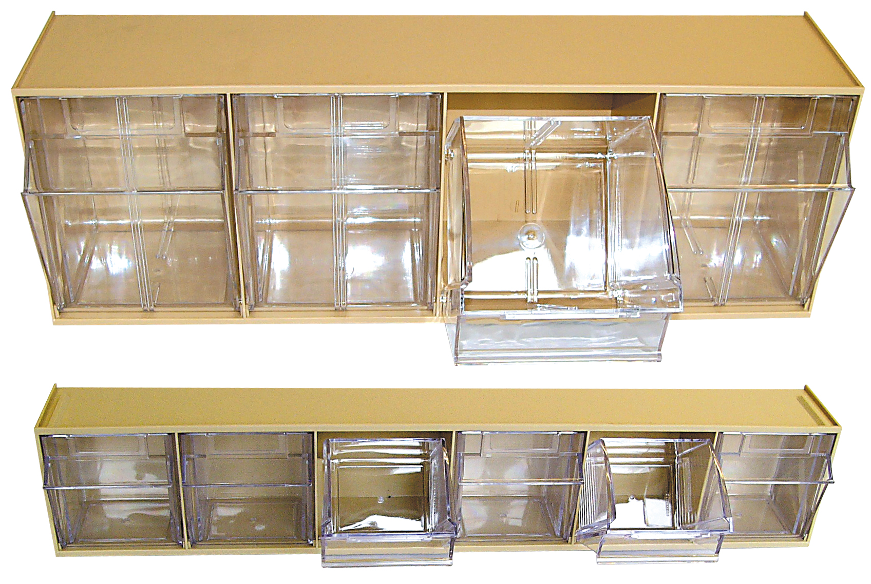 Storage Compartment Bins