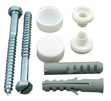 WC & Bidet Fixing Kits